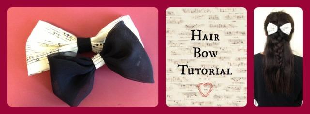 hair bow cover