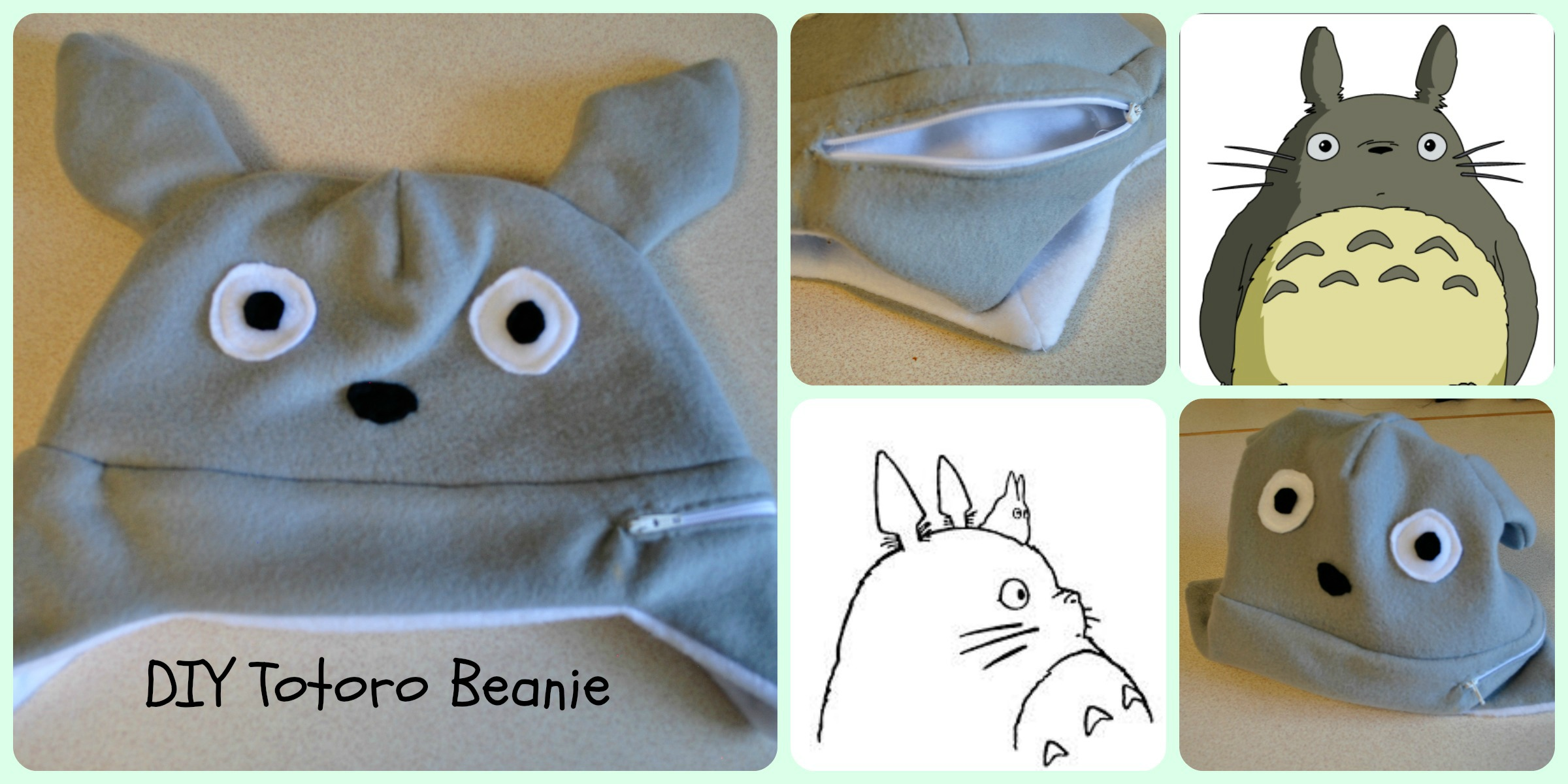 Note: This tutorial is very similar to this Penguin Beanie DIY , but ...