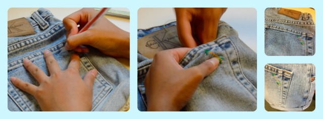 embroidering 2