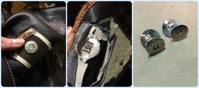 totoro purse clasp