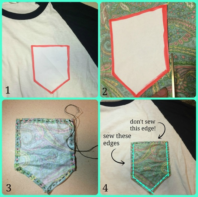 pocket tee instructions edited