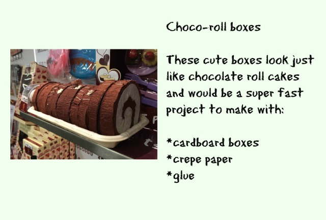 chocoroll box